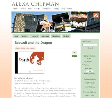Alexa Chipman's website